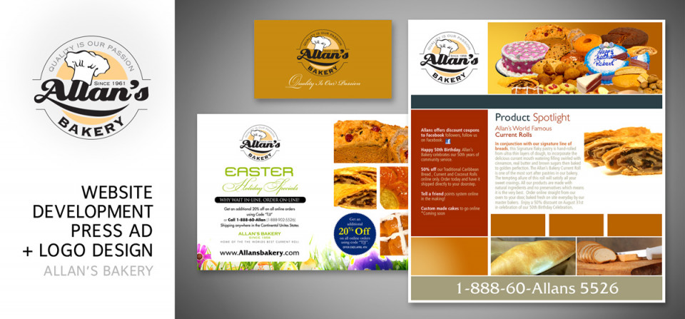 Allan's Bakery