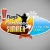 Six Flags Caribbean Summer Concert Series Logo