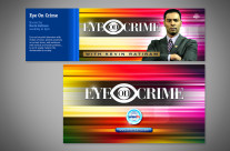 Eye on Crime Logo & Billboard