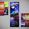 Maracas Night Club Promotional Flyers