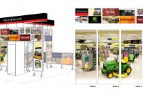 John Deere Display Booth Design
