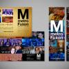 Metro Fuxon Flyer & Bookmarker