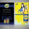 Miss Carib Beer USA Calendar
