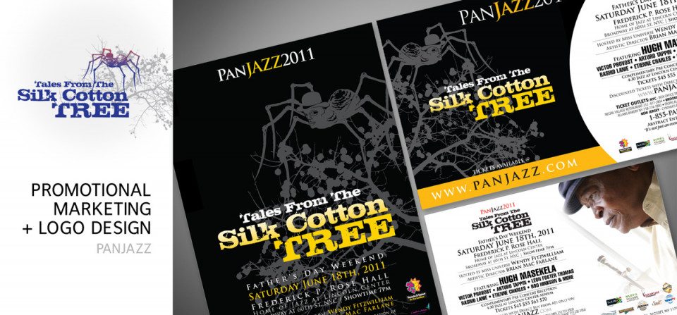 PanJazz Tales of the Silk Cotton Tree