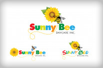Sunny Bee Daycare Logo