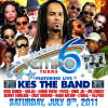 Six Flags Caribbean Summer Concert Series