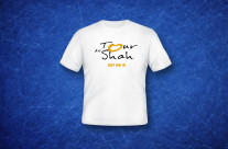 Tour De Shah T-Shirt