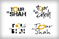 Tour De Shah Logo