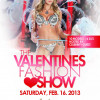 Valentines Fashion Show Flyer