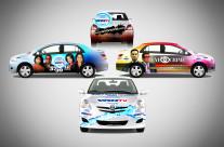 WINTV Vehicle Wrap