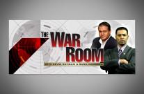 The War Room TV Billboard