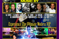 Kes The Band Wotless Flyer