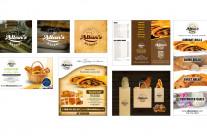 Allan's Bakery Rebrand