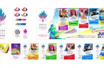 Bermuda Heroes Weekend Branding