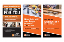 Home Services Posters