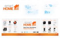 Home Depot | Smart Home Logo