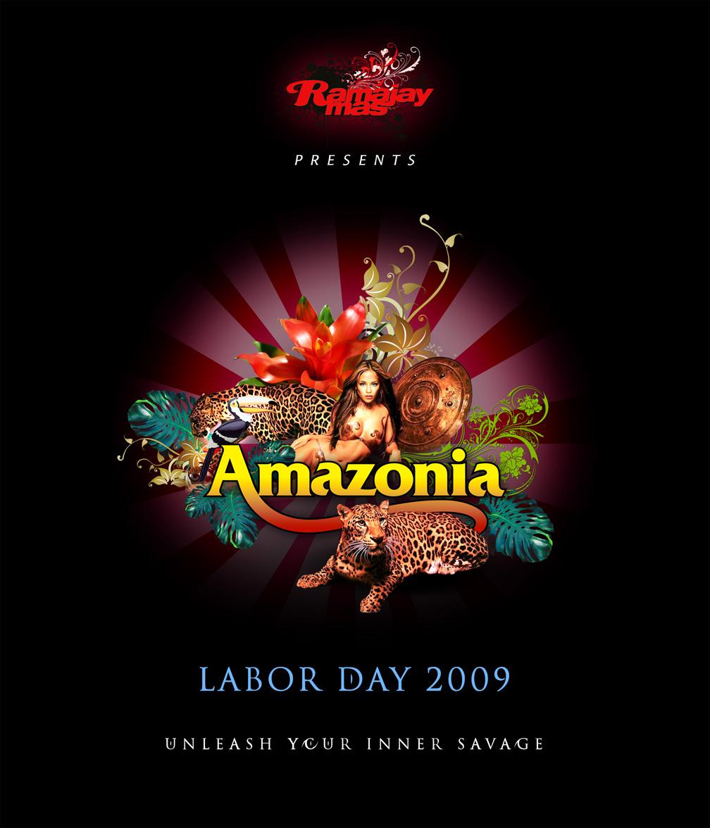 Amazonia Webpage