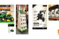 Home Depot | Tractor Mowers & Pressure Washer Product Cards